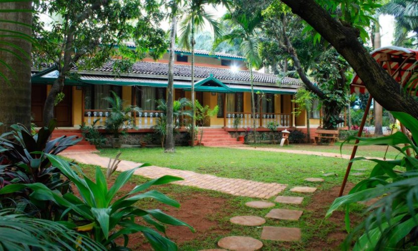 Sai Inn Holiday Resort Alibaug